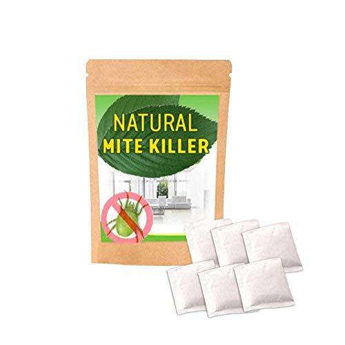 Natuurlijke Kruidenmijt Uitroeiing Pad Huishoudmijt Removal Bag Artefact Mite Killing Pad 100% Veilig Snelle resultaten, Russische Federatie