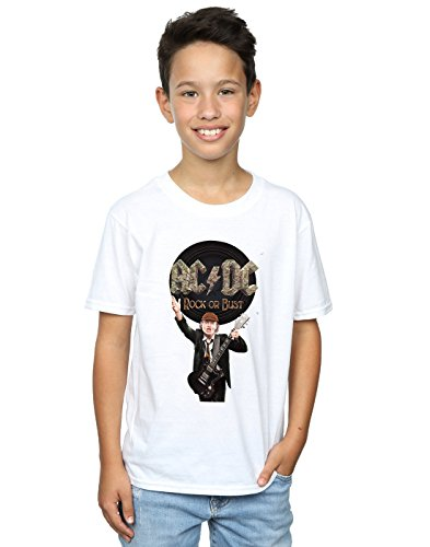 AC/DC niños Rock Or Bust Angus Young Camiseta