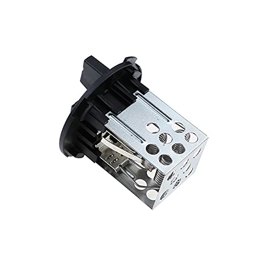 HAIQING Piano Sea Calentador Sower Sower Motor ASISTOR Ajuste para Citroen C4 6445.XE 6445XE 9017095 V22790004 700122N V22790004 9ML351332281 (Type : Fan Motor Resistor)