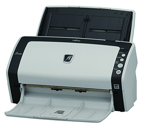 Fujitsu fi-6130Z Duplex Sheet-Fed Document Scanner (Renewed)