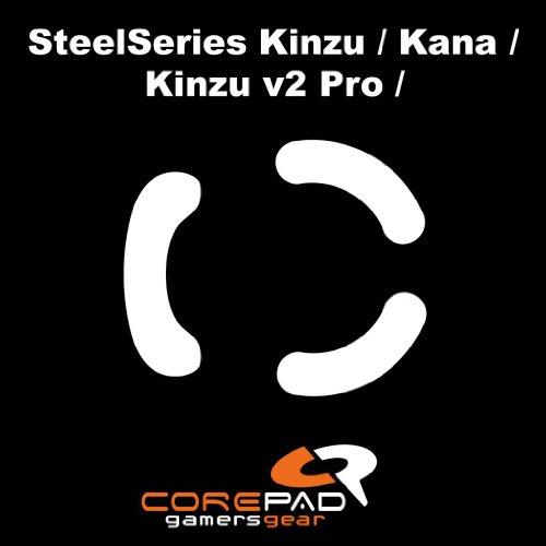 Corepad Mausfüße Skatez Pro 17 SteelSeries Kinzu v2 Pro - SteelSeries Kinzu - SteelSeries Kana - SteelSeries Kana v2