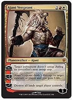 Magic: the Gathering - Ajani Vengeant - Duel Decks: Ajani vs Nicol Bolas - Foil