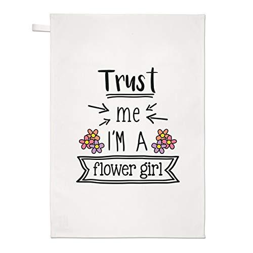 Trust Me I'M A Fleur Fille Torchon Chiffon de Vaisselle