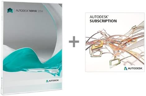 Autodesk Reservation Maya 2014 -- Includes Subscription 1-Year Old discount