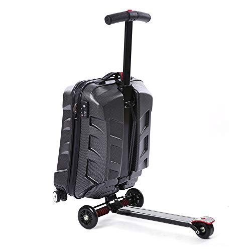 Our #3 Pick is the GDAE10 Scooter Luggage