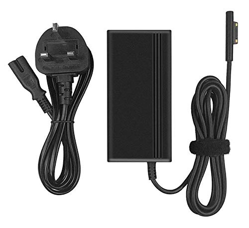 Surface Pro Charger,BOLWEO 12V/2.58A Charger Adapter Power Supply Compatible with Microsoft Surface Pro 3 Pro 4 Pro 5 Pro 6 Surface Go Tablet Laptop Charger