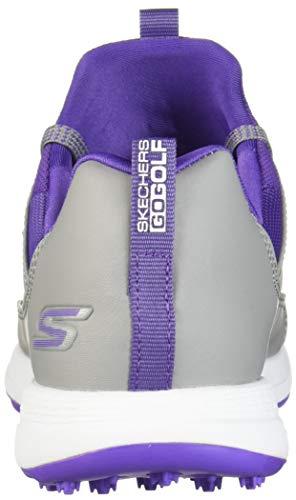 Skechers Unisex-Child Max Mojo Spikeless Golf Shoe