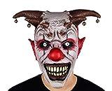 SLM-max Sehr gruselige Maske Muschel Maske Halloween Horror Latex Maske Party Urlaub Full Face Party...