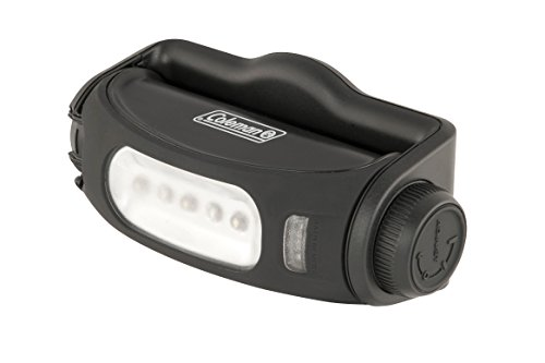 Coleman 8917110 CO magnetische lamp LED tent Light, kunststof, zwart