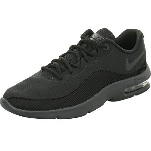 Nike Men's Air Max Advantage 2 Black/Anthracite Running Shoe 12 Men US
