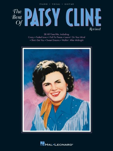 The Best of Patsy Cline Songbook (English Edition)