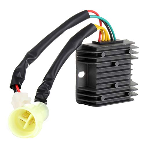 OCPTY Voltage Regulator Rectifier Fits 1988 1989 1990 1991 1992 for Honda FourTrax 300
