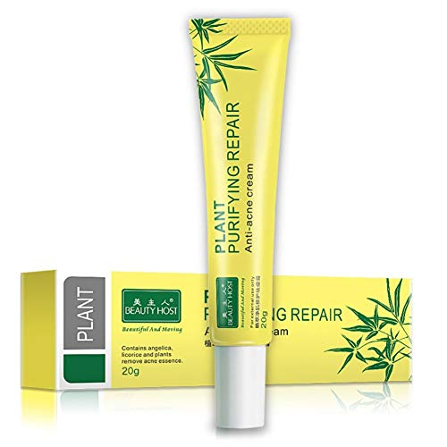 Cocohot Aloe Vera Repair Akne-Creme, Anti-Akne-Gel, Akne Repair Cream, Gesichtspflegecreme Akne-Pickel-Behandlung