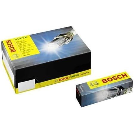 4x Zündkerze Bosch Super Plus Wr7ltc Auto