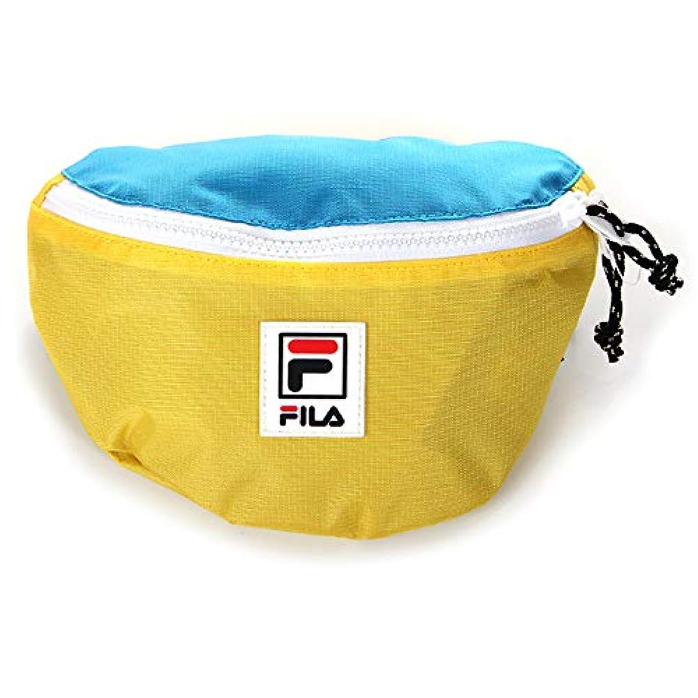 指定するなす肌寒いFILA フィラ ウエストバッグ ウエストポーチ ミニショルダー MINI SHOULDER BAG