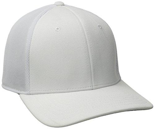 Oakley Herren Driver 2.0 Cresting Hat - Weiß - S/M
