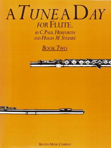 A Tune A Day: For Flute (Book 2): Noten für Flöte
