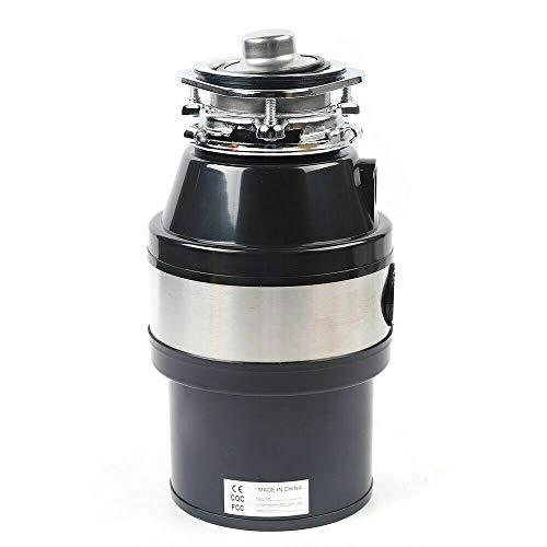 Jintaihua 1L 220V 370W Küchenabfallentsorger Küchenabfallzerkleinerer Abfallzerkleinerer Speisehäcksler 0,5 PS Müllentsorger DHL