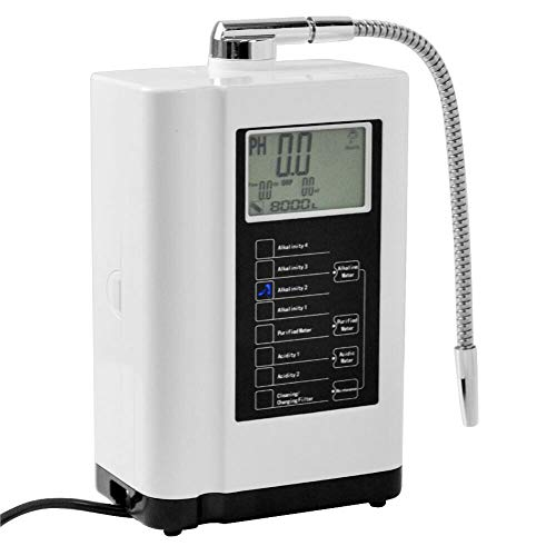 Taishi PH 3.5-10.5 Alkaline Acid Water Ionizer Purifier Filter Machine with Touch Control