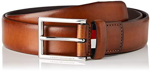 Tommy Hilfiger Herren Formal 3.5 Gürtel, Braun (Brown 0He), (Herstellergröße: 100)