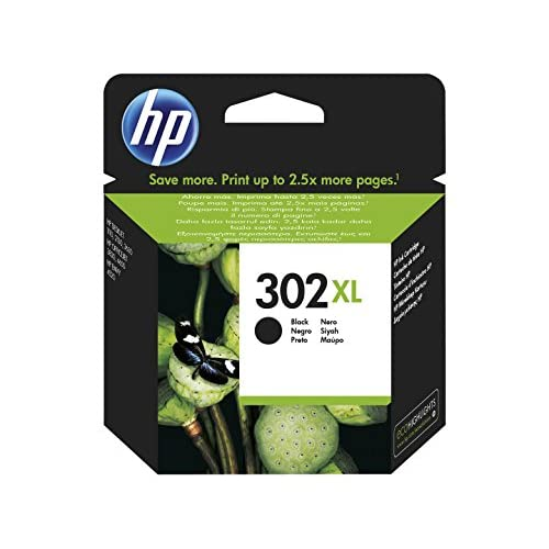 HP 302XL Inkjet / getto d'inchiostro Cartuccia originale