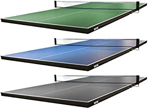 Martin Kilpatrick Ping Pong Table for Billiard Table - Conversion Table Tennis Game Table - Table Tennis Table w/Warranty - Conversion Top for Pool Table Games - Table Top Games - Ping Pong Table Top