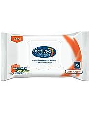 Activex Aktif Antibakteriyel Islak Havlu, 56 Yaprak