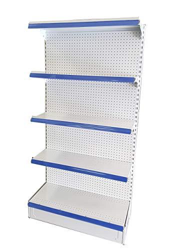 Estanteria metalica plegable para supermercado