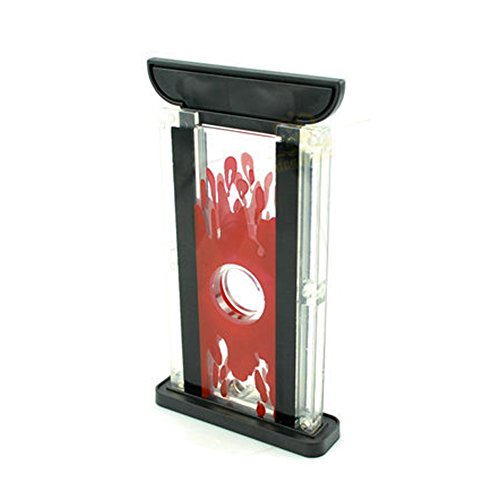 VANTIYAUS Finger Chopper,Magic See Through Guillotine Finger Chopper,Finger Cutter,Trick Prop Magic Toy