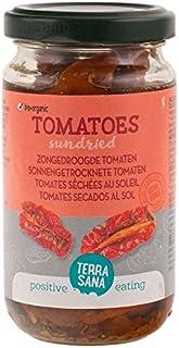 Terrasana Tomates Secados Al Sol En Aceite De Oliva Virgen E 180 G 180 ml
