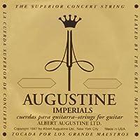 AUGUSTINE IMPERIAL/BLACK×3セット オーガスチン インペリアル ブラック クラシックギター弦