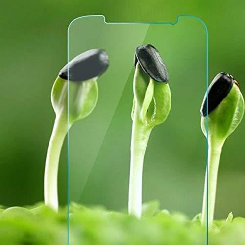 Greatangle Robustes, leichtes, gehärtetes Glas Super Clear Transparenter Full Cover-Displayschutzfilm Geeignet für 7-Zoll-Tablets