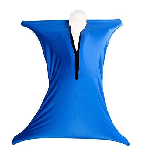 Premium Sensory Body Sock, Atmungsaktiver Body Wrap-Sack für Kid Boys Girls, Safe Comfortable Calming Relief Dynamische Sackbewegung Sensory Sox, Ganzkörper-Wrap zum Stressabbau