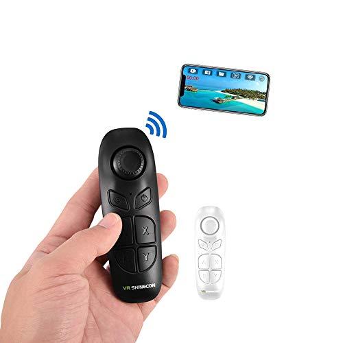 Himoto HSP Bluetooth Controller Fernbedienung für VR Brille Gamepad Smartphone Tablet, Universal kompatibel mit Allen gängigen Smartphones/Tablets