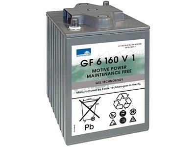 Preisvergleich Produktbild EXIDE Sonnenschein Batterie 6 Volt 160 AHDryfit Traction Block GF 6 160 V