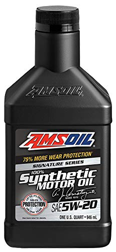 Amsoil Signature Series Synthetic Motor 5W-20 (6...