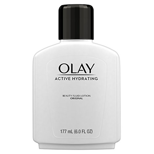 Olay Active Hydrating Beauty Fluid Original – Loción – Lote de 2