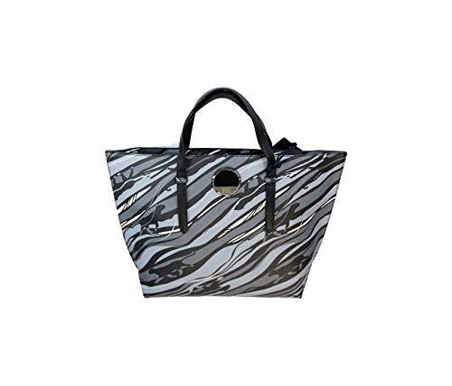 Roberto Cavalli Class Medium Tote bag, borsa a mano con tracolla regolabile
