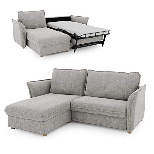 place to be. Schlafsofa Insideout 85 mit Recamiere Links als Tagesbett mit 85 x 200...