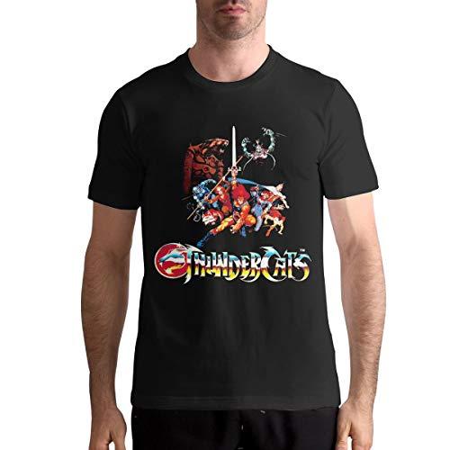 Men's Thundercats 80s Cartoon T-shirt - S to 6XL