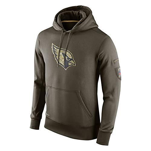 PUHONG NFL Arizona Cardinals Hoodie Sweatshirts American Football Hooded Sweatshirt Pullover Men and Women Long Sleeve Sport Clothing