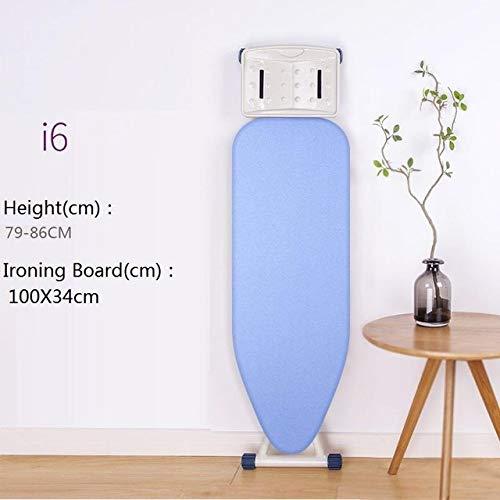 LJQLXJ Tabla de planchar Passar Roupa Accesorios para el hogar Tabla de planchar de hierro, modelo F