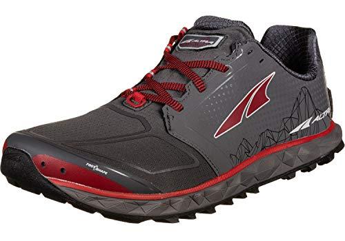 Altra Superior 4.0 Zapatillas de Trail Running gry/Red