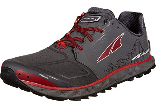 ALTRA Superior 4.0 Gray Red 43