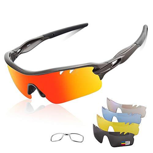 DUDUKING Gafas Sol Polarizadas Hombre Mujer Gafas de Sol...