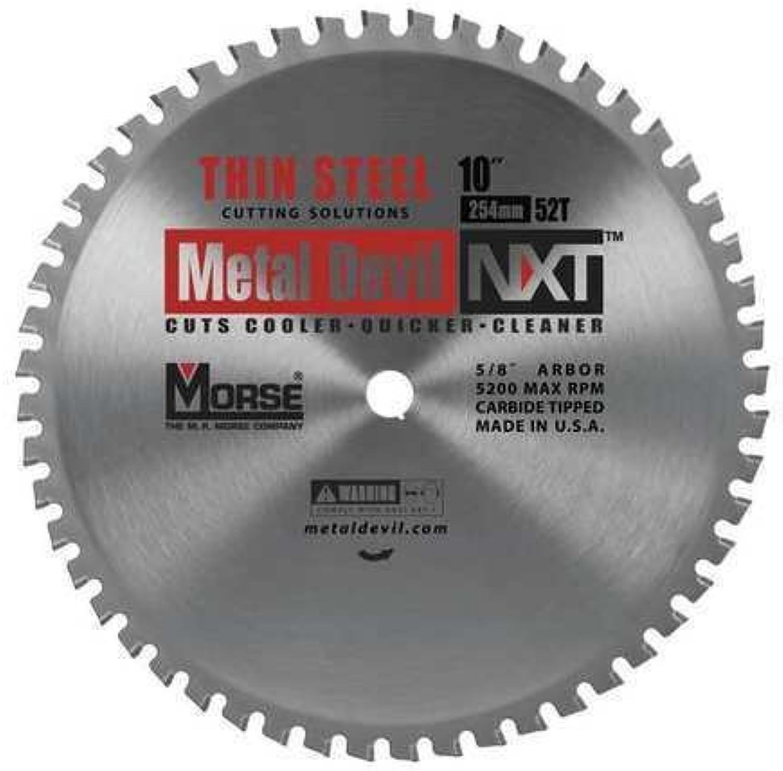 Circular Saw Blade, Morse, CSM1052NTSC .. SEL _zgoldtools GEGA1456851362