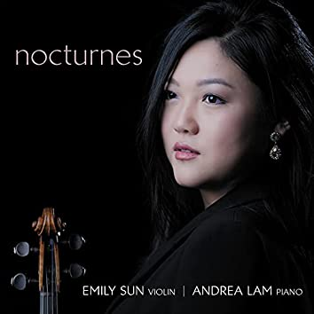 Nocturnes: Intimate French Music for Violin and Piano