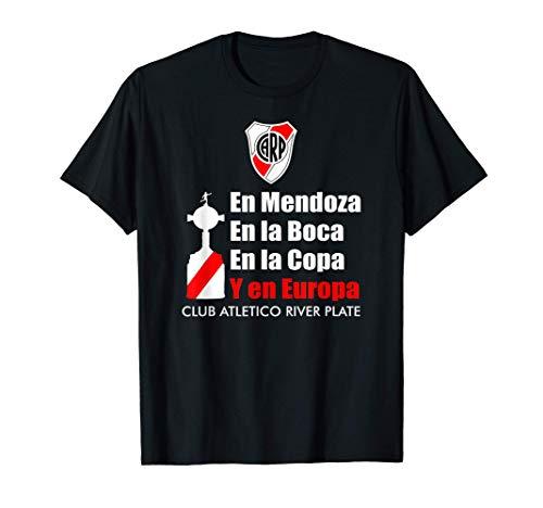 Club Atletico River Plate Maglietta