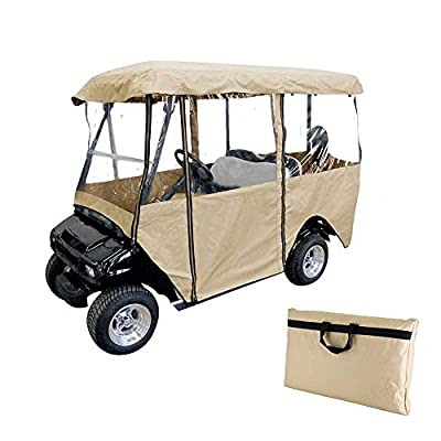 STTC Passagier Golfwagen Abdeckung