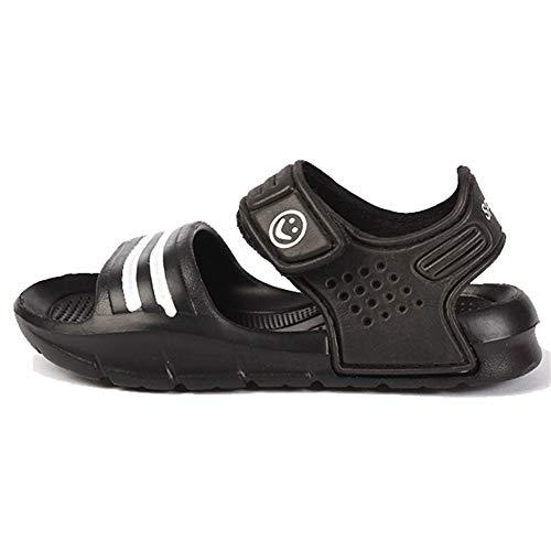 Niños Sandalias de Verano Antideslizantes Desgaste Sandalias Planas bebé Casual Sandalias de Exterior Zapatos de Playa